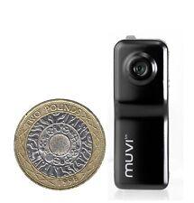 Veho Muvi Atom Mini Action Camera Police Body Cam VCC-003 Compact 4GB SD Card