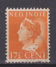 Nederlands Indie Indonesie 276 used Netherlands Indies Wilhelmina 1941