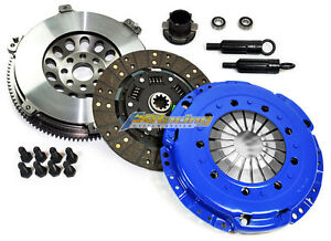 FX STAGE 2 CLUTCH KIT+CHROMOLY FLYWHEEL FOR BMW 323 325 328 525 528 iZ3 M3 E36