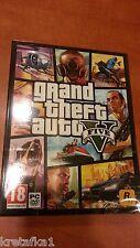 GRAND THEFT AUTO V GTA 5 PL NOWA PC DVD POLSKA POLSKI POLISH  VERSION
