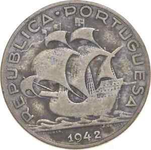 Better - 1942 Portugal 5 Escudos - TC *059