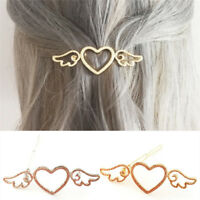Womens Girls Unique Vintage Hair Clasp Clips Hairpin Stick Hair Accessories M Fy