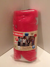 BNWT 1D One Direction Red Fleece Blanket #Christmas