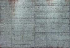 CONCRETE BLOCKS Photo Wallpaper Wall Mural BEST QUALITY 368x254cm