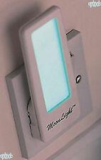 Moonlight Low Energy Night Light - Energy Efficient Slimline Plug In Nightlight