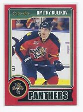 14-15 2014-15 O-PEE-CHEE DMITRY KULIKOV RED PACK REDEMPTION 397 PANTHERS