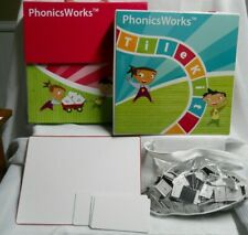 PhonicsWorks K12 Kit Ph1230 Phonics Reading Home School Used