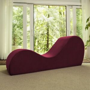 Sex Couch Loveseat Exotic Furniture Sofa Chaise Lounge Yoga Chair