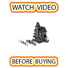 Lego Haunted House Set [itm2] 10228 Monster Fighters