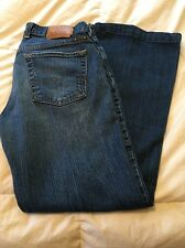 LUCKY BRAND DENIM BLUE JEANS SIZE 8/29 SWEET AND LOW