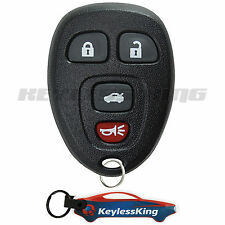 Replacement for Chevy Impala - 2006 2007 2008 2009 2010 2011 2012 2013 Remote