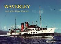 Waverley - Last Of The Clyde Steamers, Brand New, Free P&P in the UK
