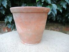 "401 10 Old Hand Thrown Terracotta Plant Pots Pots 5-5.5/"" Diameter"