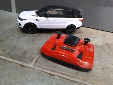 RANGE ROVER SPORT RC REMOTE CONTROLLED CAR 1.24 SCALE 2.4GHz TOY