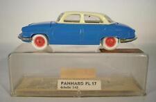 Minialuxe France 1/43 Panhard PL 17 blau in Box #87
