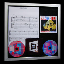 PINK FLOYD See Emily Play GALLERY QUALITY CD FRAMED DISPLAY+EXPRESS GLOBAL SHIP