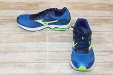 Mizuno Wave Sayonara 4 Running Shoe - Men's Size 9, Blue/Green