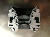 EXA Carl Zeiss Jena 2,8/50mm TESSAR SCHNITTMODELL - CUT! - Classic-Camera-STORE