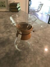 Chemex CM-6A 6-Cup Coffee Maker - Clear