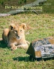 Electrical Engineering Principles and Applications, by Hambley, 6th Edition