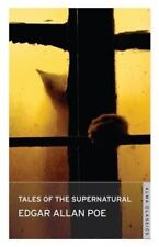 New, Tales of the Supernatural (Alma Classics), Edgar Allan Poe, Book