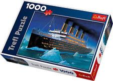 Trefl Puzzle 1000 Teile Titanic (10080) Dampfschiff