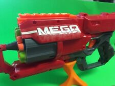 Nerf Cycloneshock Shotgun 18 Total 3 Fire-At-Once Cylinder MOD KIT 3D Printed