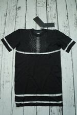 BNWT NEW Alexander Wang X H&M Perforated Pattern Dress Brand New SIZE XS