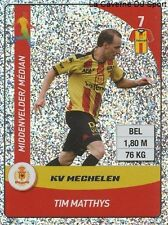N°182 TIM MATTHYS # BELGIQUE KV.MECHELEN STICKER PANINI PRO LEAGUE 2015