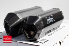 REMUS HexaCone Carbon Slip-On System Triumph Speed Triple 2005-2009