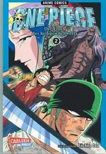 One Piece: la maldición del santo afiléis 2, carlsen