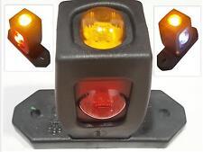 LED Begrenzungsleuchte Positionsleuchte Pkw Anhänger LKW L.LKW Rot Gelb Weiß