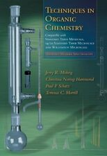 Techniques in Organic Chemistry: Miniscale, Standard-Taper Microscale, Williamso