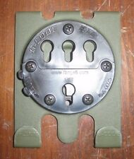 eagle industries G-CODE RTI wheel 3 row MOLLE CLAW kydex holster OD green ambi