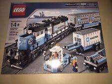 LEGO 10219 Exklusiv Maersk Zug NEU OVP sealed ungeöffnet Sammlerzustand