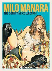MILO MANARA: DEFINITIVE COLLECTION GRAPHIC NOVEL Humanoids Comics TPB Gullivera