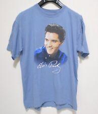 RARE VINTAGE ELVIS PRESLEY T-Shirt - Men's Size L - Graceland Exclusive King Tee