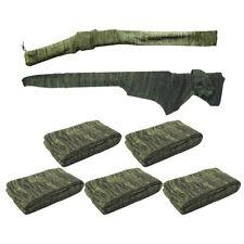 """5 x Gun Sock Silicone Treated 54"""" Rifle Airgun Shotgun Storage Holster Cover Bag"""