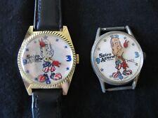 Two vintage Spiro Agnew Original watches