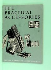 Rolleiflex Rolleicord Practical Access. Catalog - 5/55