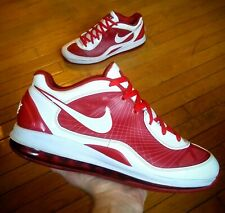 Nike Air Max 360 BB Low◾Size 14◾2010◾Red/White◾441947-102◾👌AMAZING STYLE!👌