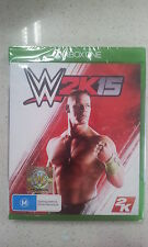 WWE 2K15 Xbox One Brand New and Sealed