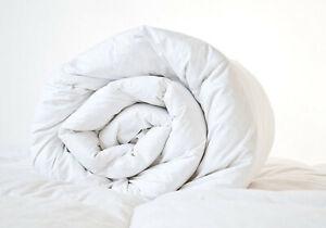 Premium Goose Feather & Down Winter Duvet Quilt 13.5 tog 85% Feather 15% Down