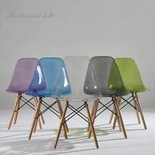 Clear retro   Eiffel ghost  Chairs  ...retro