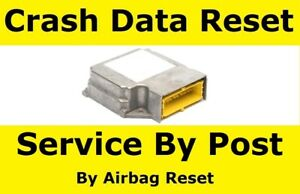 Ford B Max Airbag Module Reset Service For A1VT ecu's