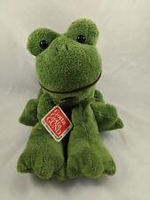 Gund Green Frog Toad Plush Greenly 60133