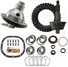 "FORD 8"" - 3.80 EXCEL - RING AND PINION - 28 SPLINE - DURAGRIP POSI - GEAR PKG"