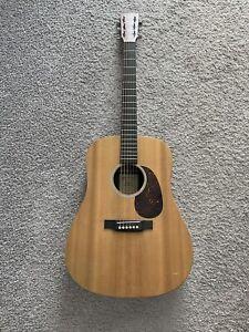 Martin Custom X Series 2010 Natural Acoustic 6-String Guitar *Read Description*
