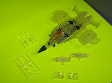 Prototype G1 Transformers Thrust Clear Plastic