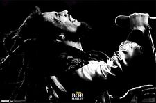 BOB MARLEY POSTER ~ RAPTURE LIVE 22x34 Reggae Rasta